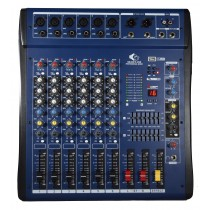 GRF SM SERIES - SM06FX-USB - 6 CHANNEL MIXER