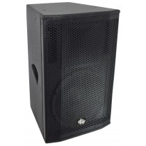 GROOVE FACTORY WOO1502/A 900 WATTS POWERED WOOD SPEAKER