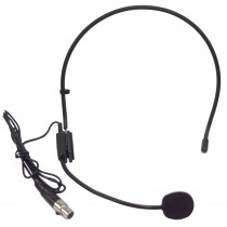 GRF WUHF-B3 -  WIRELESS MICROPHONE HEADSET