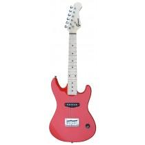 Groove Junior JR Guitar 32'' Red color