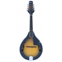 GROOVE M202/BS TEARDROP MANDOLIN - BURST