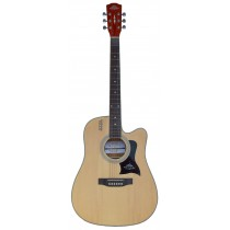 Handel HG380-41 / 41'' Spruce Top Acoustic Guitar - Natural