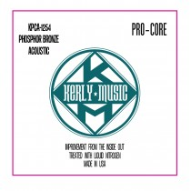 Kerly Phosphor Bronze Acoustic Strings - 12-54