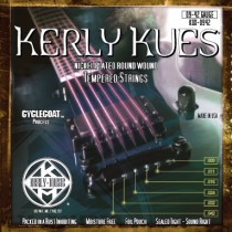 KERLY KUES ELECTRIC GUITAR STRINGS - KQX-0942 - LIGHT
