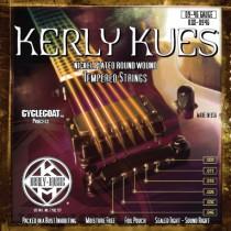 KERLY KUES ELECTRIC GUITAR STRINGS - KQX-0946 - LIGHT-MEDIUM