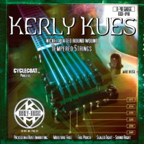 KERLY KUES ELECTRIC GUITAR STRINGS - KQX-1148 - HEAVY