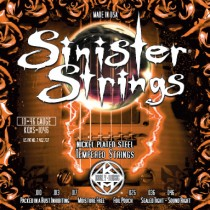KERLY SINISTER STRINGS - KQXS-1046 - MEDIUM