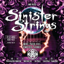 KERLY SINISTER STRINGS - KQXS-1052 - LOW TUNE LIGHT