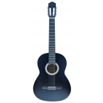 MADERA C34 LEFT HANDED CLASSICAL GUITAR - BLACK