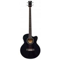 MADERA FB29CE ACOUSTIC BASS - BLACK