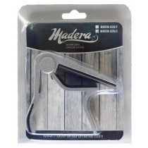 MADERA JX28/C - CAPO FOR CLASSICAL GUITAR - SILVER