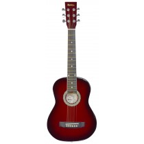 MADERA 32'' KIDS ACOUSTIC GUITAR - WINE RED