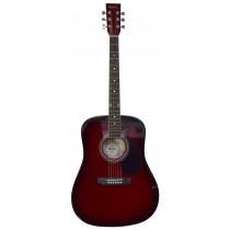 MADERA LD411 - WINE RED