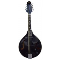 MADERA M222CE MANDOLIN WITH PICKUP - BLACK