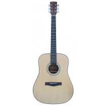 MADERA SPOKE41 FULL SIZE ACOUSTIC GUITAR - NATURAL MATTE