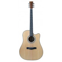 MADERA SPWAL41C CUTAWAY FULL SIZE ACOUSTIC GUITAR - NATURAL GLOSS