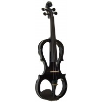 MADERA ELECTRIC VIOLIN V2000CEQ IN BLACK
