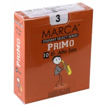 Marca - Alto Saxophone Reeds (Box of 10) - 3