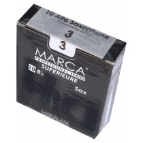Marca Superieure - Professional Alto Saxophone Reeds (Box of 10) - 3