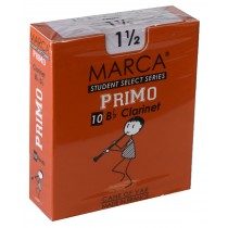 Marca - Clarinet Reeds (Box of 10) - 1 1/2