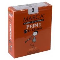 Marca - Clarinet Reeds (Box of 10) - 2