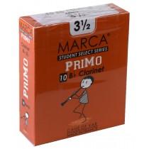 Marca - Clarinet Reeds (Box of 10) - 3 1/2
