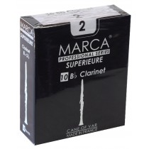 Marca Superieure - Professional Clarinet Reeds (Box of 10) - 2
