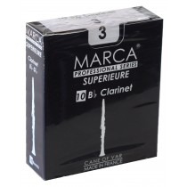 Marca Superieure - Professional Clarinet Reeds (Box of 10) - 3