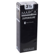 Marca Superieure - Professional Tenor Saxophone Reeds (Box of 5) - 3 1/2