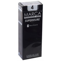 Marca Superieure - Professional Tenor Saxophone Reeds (Box of 5) - 4
