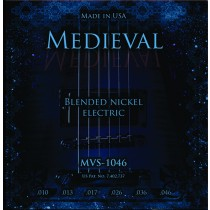 Kerly Medieval - Classical Strings - Blended Nickel Strings - 10-46