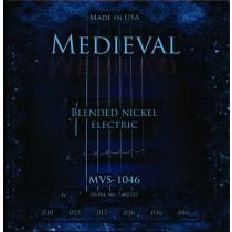 Kerly Medieval - Electric Strings - Blended Nickel Strings - 10-46