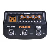 NUX MG-200 MULTI GUITAR EFFECTS BOARD