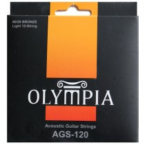 OLYMPIA 12 STRINGS ACOUSTIC  - STRINGS