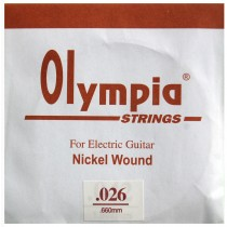 Z/ SINGLE .026 - 1 STRINGS ELECTRIC