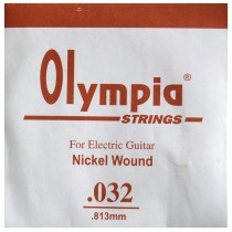 Z/ SINGLE .032 - 1 STRINGS ELECTRIC