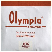 Z/ SINGLE .036 - 1 STRINGS ELECTRIC
