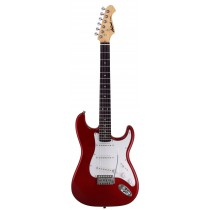 ARIA STG-003 IN CANDY APPLE RED