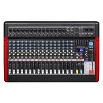 A MIXER 1620FX/BT/MP3 - WITH 16 CHANNEL - BLUETOOTH - MP3 - EFFECTS & RECORDING FUNCTION