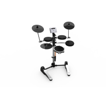 AROMA TDX-10 - ELECTRONIC DRUM KIT - WHITE