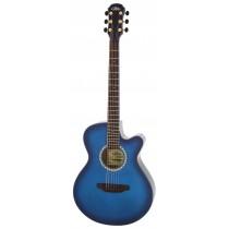 ARIA TG-1 - SEE-THROUGH BLUE