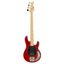 TONE M9000 ELECTRIC BASS - TRANSPARENT RED