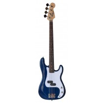 TONE PRECISION BASS IN TRANSPARENT BLUE