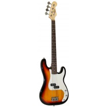 Tone Precision Bass - 3 Tone Sunburst
