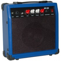 Tone 20 watts Amplifier / BLUE