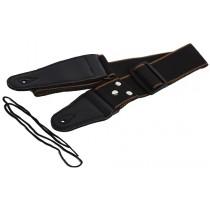 VIPER N3080 GUITAR STRAP - BLACK