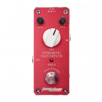 TOMSLINE AOD3 OVERDRIVE & DISTORTION PEDAL