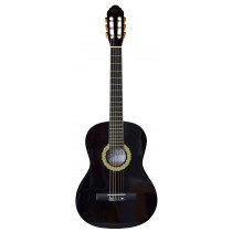 ADAGIO 39'' FULL SIZE CLASSICAL GUITAR IN BLACK