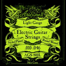 ARIA ELECTRIC GUITAR STRINGS - LIGHT GAUGE