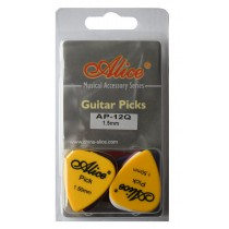 ALICE PACK WITH 12 PICKS - Q SERIES ABS - 1.50